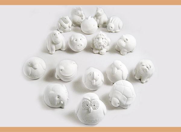 Uova e animali ceramiche acquatonda for Arreda la tua casa