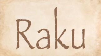 Biscotto per tecnica Raku